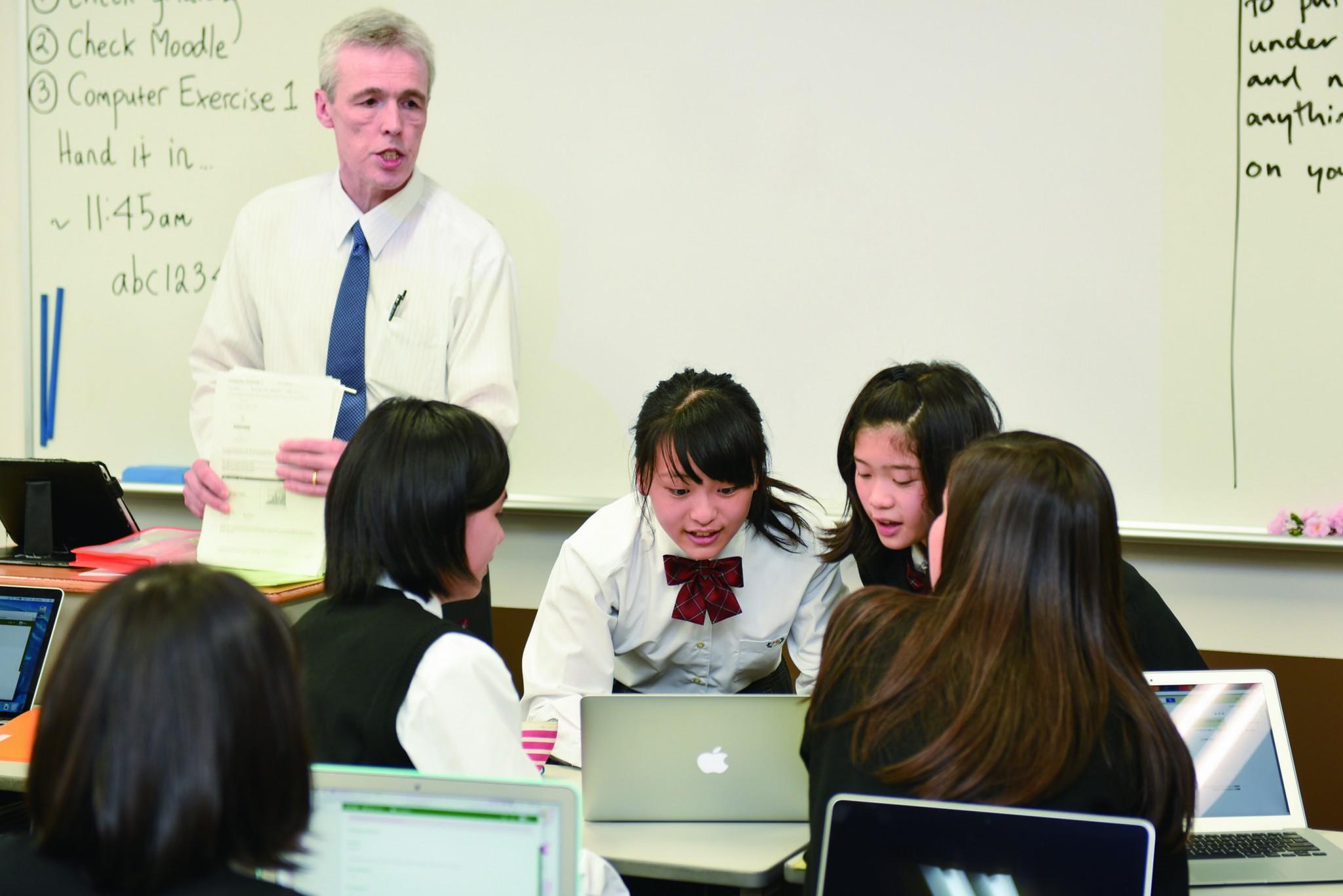 【広尾学園】短期間で有力進学校に大躍進。学校改革をなしとげた秘訣とは?