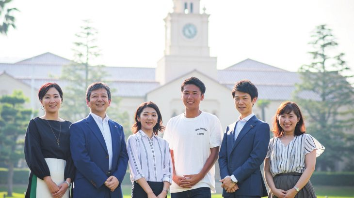 実就職率 6年連続No.1 高い就職率を実現する関西学院大学のサポート体制