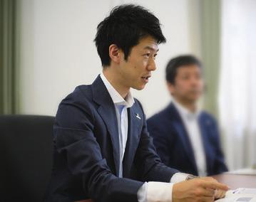 KGキャリアChatbotを中心となって開発した八木寛人氏