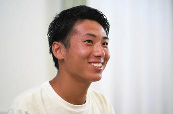 経済学部4年 佐藤陸さん 全日本空輸株式会社内定