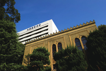 大阪医科大学 キャンパス