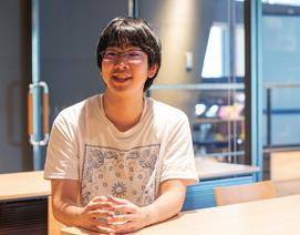中沢研究室所属の山下正人さん(修士1年)
