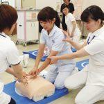 生涯にわたって活躍できる 人によりそえる看護職を養成|京都橘大学 看護学部