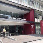 テンプル大学新キャンパスお披露目会へ行ってきました。