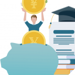 【令和元年版】返済不要!!入試と連動した 給付型奨学金制度一覧