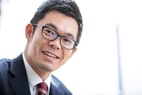 株式会社北園会館 代表取締役・塚田陽一郎氏