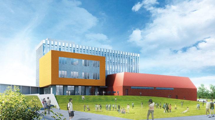 新プログラム「SUTEP」の導入で「必要な人材」「なりたい自分」を実現 新しい学びの中心となる新棟も2021年に完成予定―札幌大学