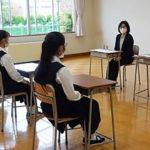 【聖園女学院】受験生必見!グループ面接風景動画近日公開。