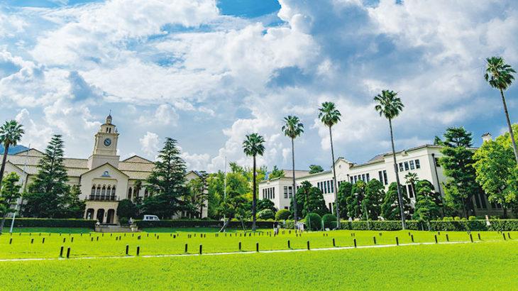 """一歩先を行くサポート体制と伝統が培った""""人""""の強み 未来を見つめることで、現在に強くなる。―関西学院大学"""