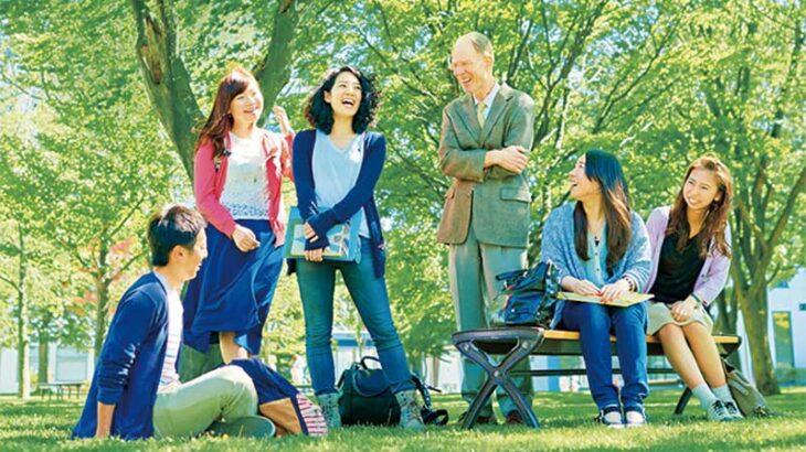 札幌で育む、豊かな教養と国際的視野。 「世にあって星のように輝く」北海道屈指の文系総合大学ー北星学園大学