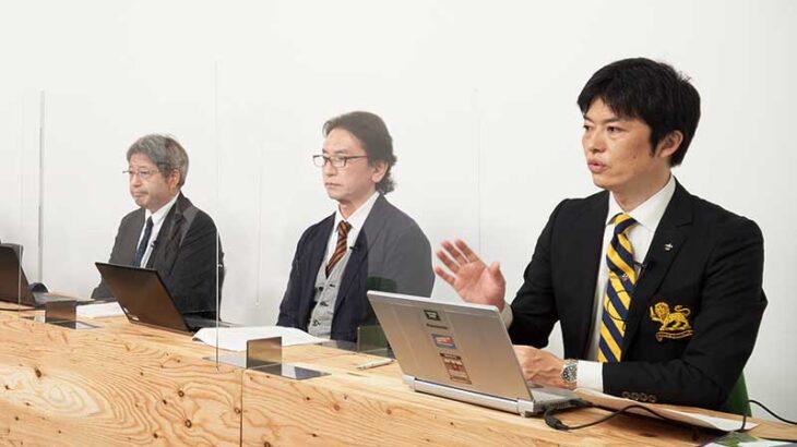 青山学院大学・明治大学・立教大学が合同でYouTube配信 トークセッションで魅力発信